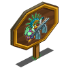 Scribe Chicken Mastery Sign-icon