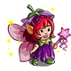 Sugar Plum Fairy Gnomette-icon