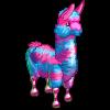 Cotton Candy Llama-icon