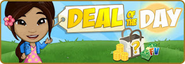 Deal of the Day Notification