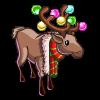 Lights Reindeer-icon