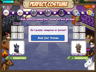 Perfect Costume Question 9