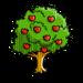 Pop Art Tree-icon