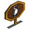 Baby African Penguin Mastery Sign-icon