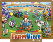 Birthday Event (2011) Loading Screen