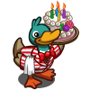 Birthday Party Duck-icon