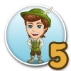 Fairytale Fields Chapter 9 Quest 5-icon