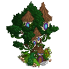 Forest Tree House-icon