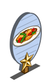 Mussel Poke 1 Star Mastery Sign-icon