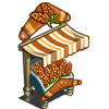 Red Sorghum Stall-icon