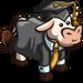 Scholar Cow-icon