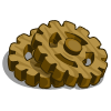 Wooden Cog-icon