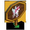 Lovestruck Pegacorn Foal Mastery Sign-icon