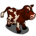 Norwegian Red Cow-icon