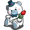 Valentine Teddy-icon