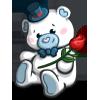 Valentine Teddy-icon