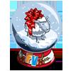Winter Sheep Snow Globe-icon