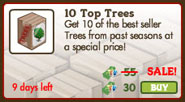 10 Top Trees-icon