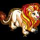 Autumn Lion-icon