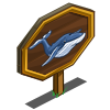 Blue Whale Mastery Sign-icon