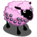 Bubble Tea Sheep-icon