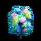 Floral Print Tree-icon