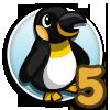 Penguin Escapade Quest 5-icon