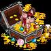 Piglet Treasure Chest-icon
