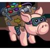 Sidekick Pig-icon