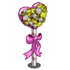 Yellow Rose Stand-icon