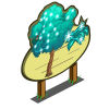 Aquarius Tree Mastery Sign-icon