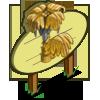 Art Deco Tree Mastery Sign-icon