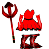 Devil Costume-icon