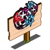 Franken Fruit Mastery Sign-icon