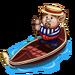 Gondola Gnome-icon