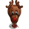Reindeer Balloon-icon