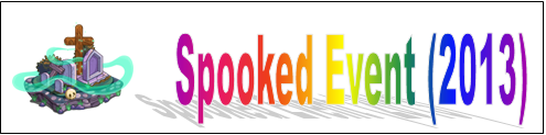 Spooked Event (2013) Event Banner