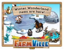 Winter Wonderland Event