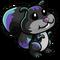 Black Squirrel-icon