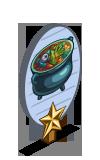 Cauldron Stew 1 Star Mastery Sign-icon