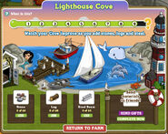 Lighthouse Cove Stage 9