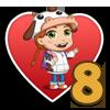 My Little Valentine Quest 8-icon