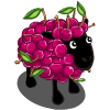 Pink Cherry Sheep-icon