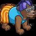 Spring Break Bear-icon