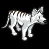 White Tasmanian Tiger-icon