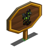 Batwing Foal Mastery Sign-icon
