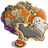 Big Halloween Cookies Tree-icon