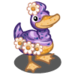 Blueberry Cream Duck-icon