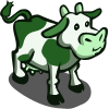 Green Patch Cow-icon