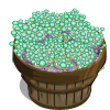 Green Toadstool Bushel-icon